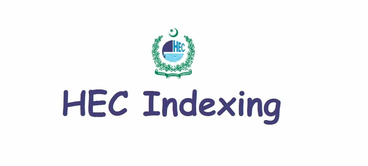 hec indexing